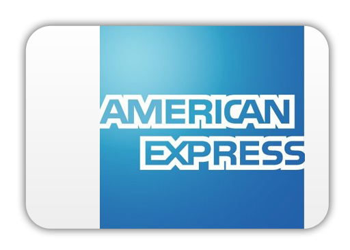 Payment option AMEX